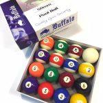 jogo de bolas buffalo faixada 50mm
